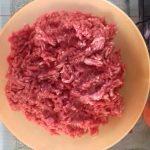 Фото рецепта - Домашние котлеты из свинины и говядины, в духовке - шаг 1