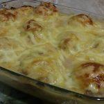 Фото рецепта - Запеканка из картофельного пюре и тефтелей из индейки под сыром - шаг 6
