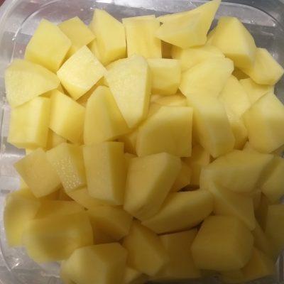 Фото рецепта - Куриный плов с картошкой - шаг 2