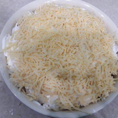 Фото рецепта - Запеканка из картофеля с фаршем - шаг 4