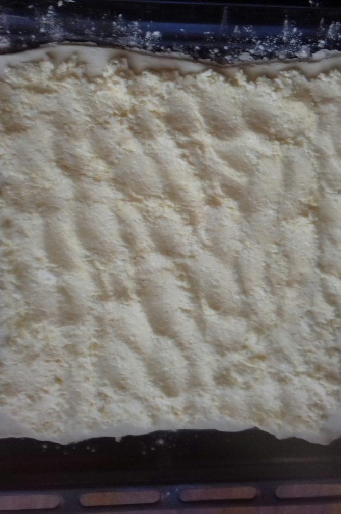 Фото рецепта - Слоенный Хачапури с сыром - шаг 4