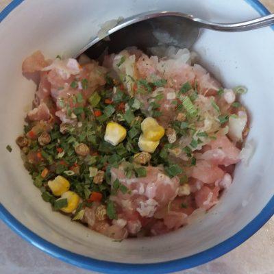 Фото рецепта - Картофельная запеканка с фаршем из индейки - шаг 2