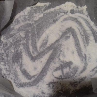 """Фото рецепта - Заливной капустный пирог """"Мгновенье"""" - шаг 6"""