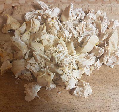 Фото рецепта - Тыквенный сур-пюре с курицей - шаг 7