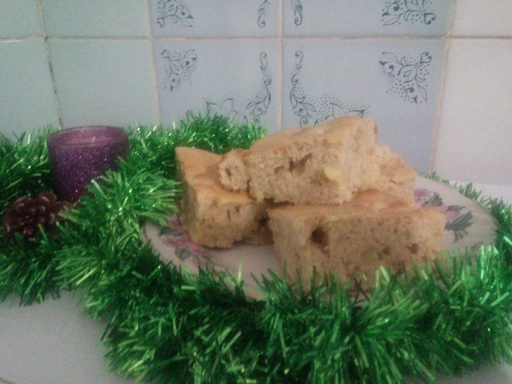 Фото рецепта - Яблочный пирог с корицей - шаг 6