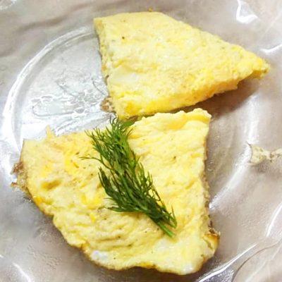 Омлет по-домашнему - рецепт с фото