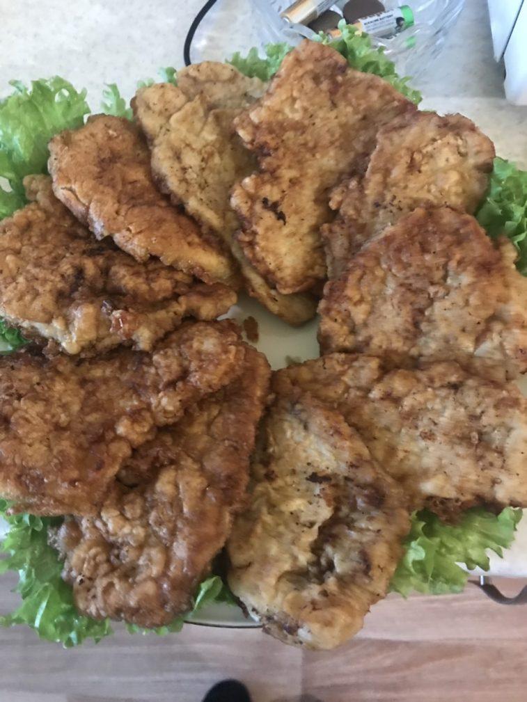 Фото рецепта - Отбивные из мяса индейки - шаг 5