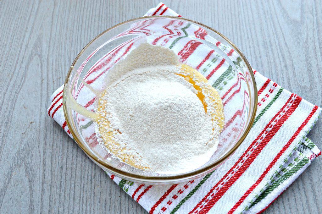 Фото рецепта - Домашнее печенье из песочного теста - шаг 4
