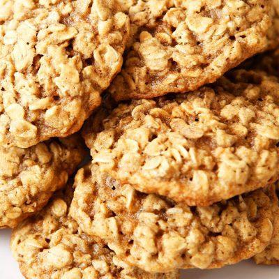 Домашнее овсяное печенье - рецепт с фото