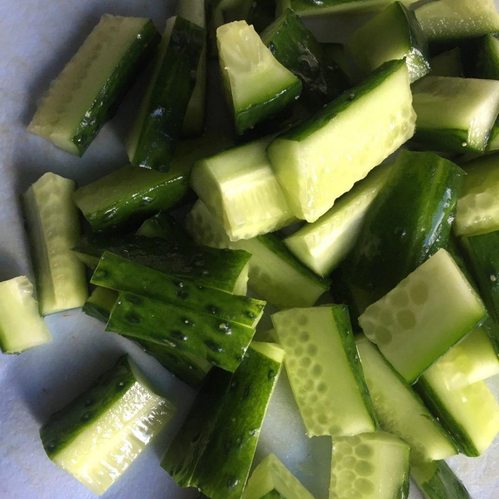 Фото рецепта - Гарнир – фунчоза (рисовая лапша) с овощами - шаг 4
