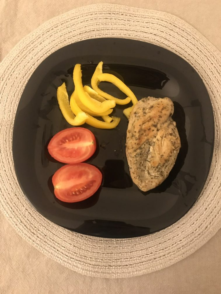 Фото рецепта - Стейки из куриной грудки - шаг 5