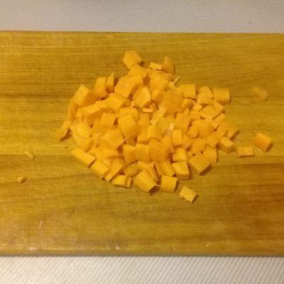 Фото рецепта - Плов из перловки и говядины - шаг 4