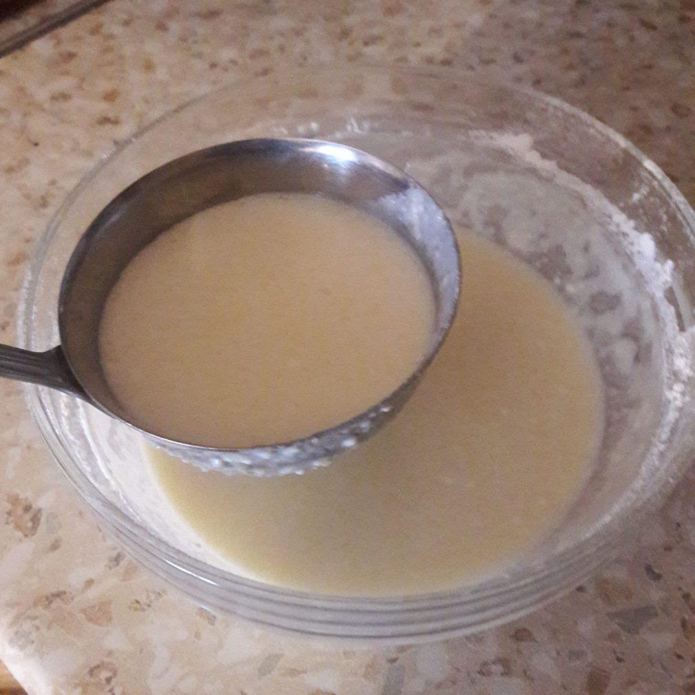 Фото рецепта - Тонкие блинчики с любой начинкой - шаг 5