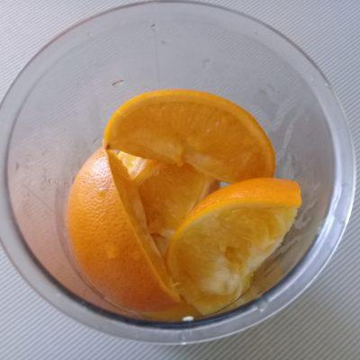 Фото рецепта - Апельсиновые кексы - шаг 3