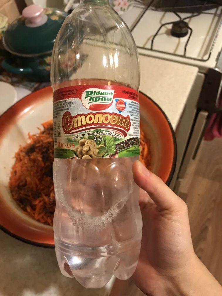 Фото рецепта - Домашний салат из корейской моркови - шаг 3