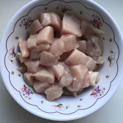 Фото рецепта - Овощное рагу с курицей в духовке - шаг 2