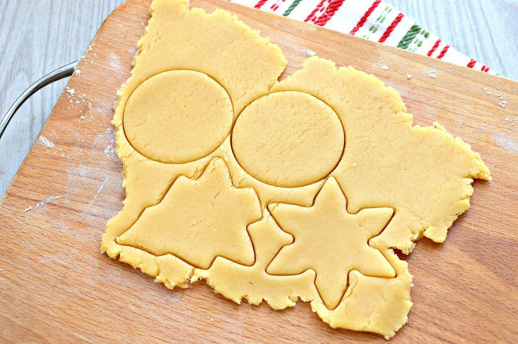 Фото рецепта - Домашнее печенье из песочного теста - шаг 6
