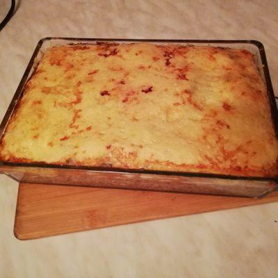 Фото рецепта - Запеканка с гречкой и курицей - шаг 7