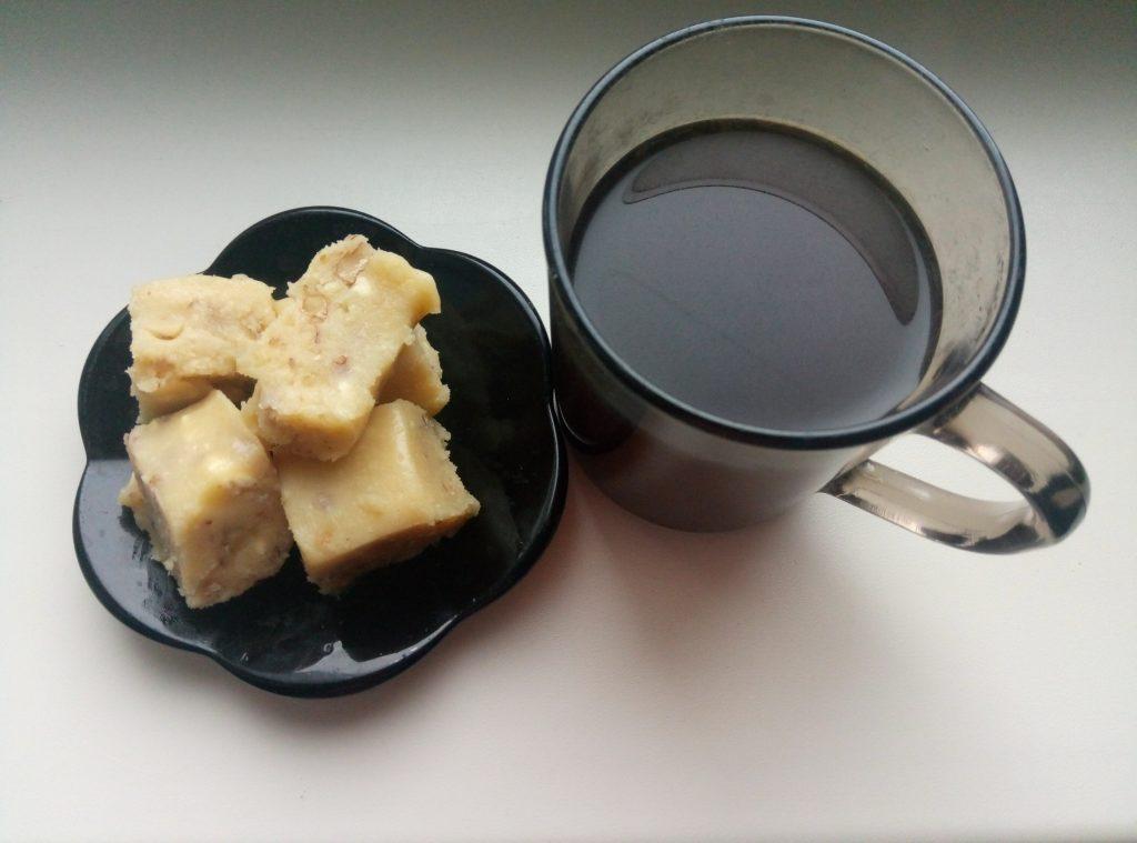 Фото рецепта - Индийские конфеты Бурфи - шаг 7