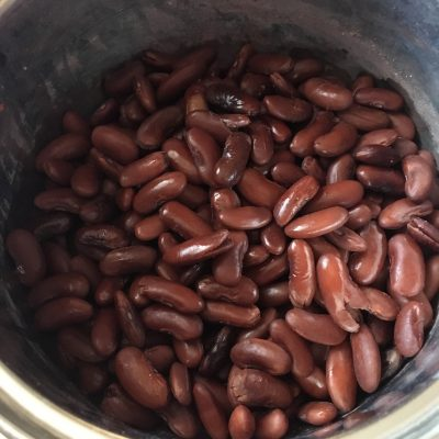 Фото рецепта - Гарнир из фасоли с луком и морковью - шаг 1
