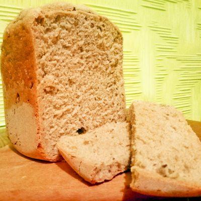 """Хлеб из дрожжевого теста """"Максимум пользы"""",  в хлебопечке - рецепт с фото"""
