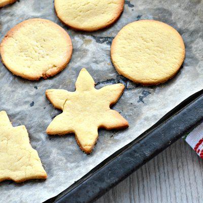 Фото рецепта - Домашнее печенье из песочного теста - шаг 8