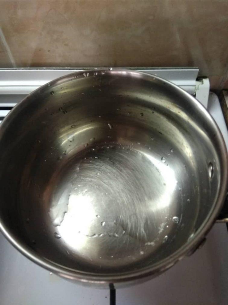 Фото рецепта - Молочная овсяная каша с медом - шаг 1