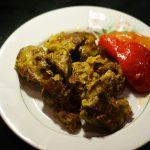 Фото рецепта - Печень куриная жаренная - шаг 7