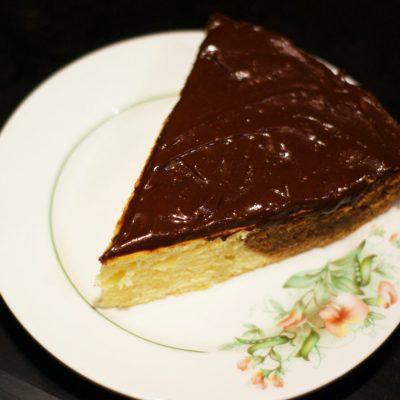Вкусный пирог на сметане - рецепт с фото