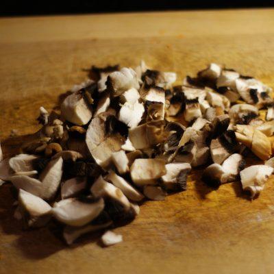 Фото рецепта - Картофель запеченный с фасолью и грибами - шаг 7