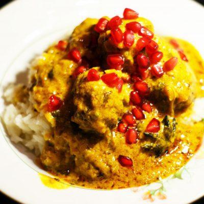 Фрикадельки из баранины - рецепт с фото