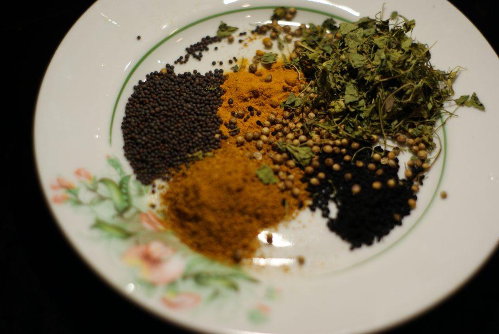 Фото рецепта - Баклажаны с чечевицей - шаг 2