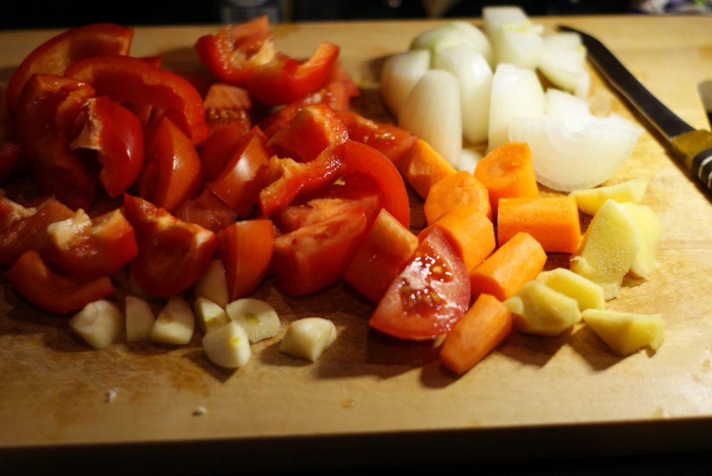 Фото рецепта - Малай кофта – картофельные шарики - шаг 4