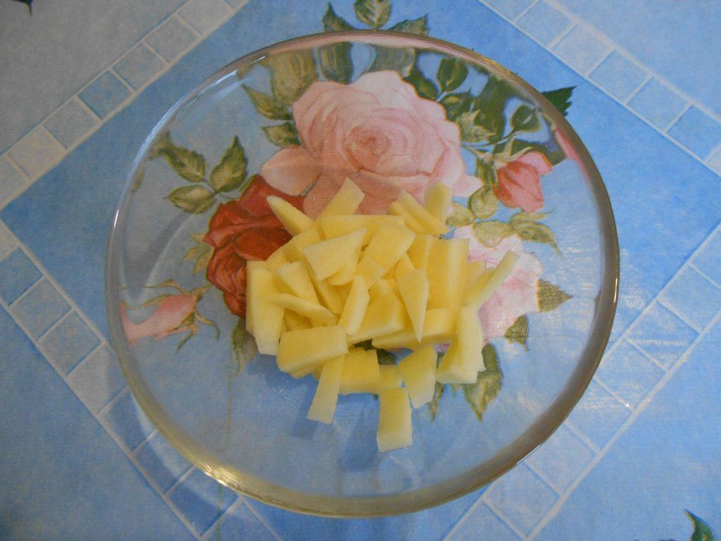 """Фото рецепта - Щи с фрикадельками из индейки """" Вкус детства """" - шаг 4"""