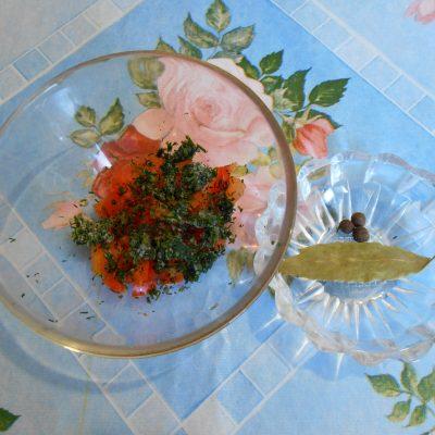 """Фото рецепта - Щи с фрикадельками из индейки """" Вкус детства """" - шаг 6"""