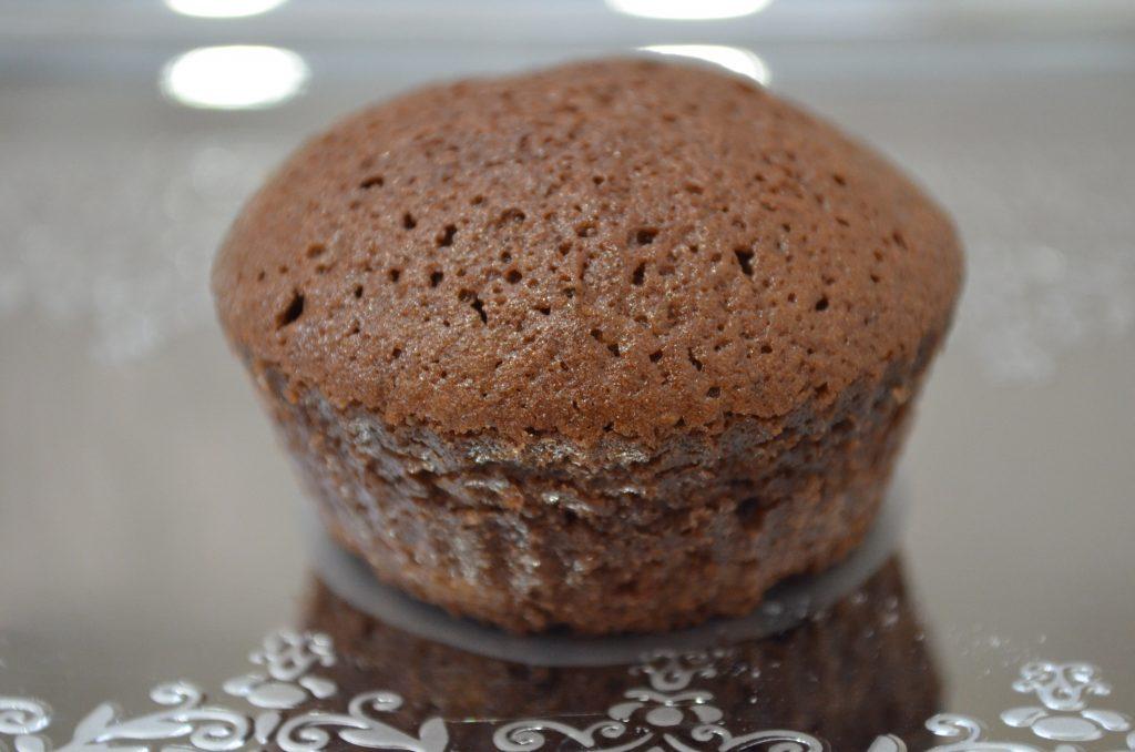Фото рецепта - Ореховые кексы на майонезе - шаг 7