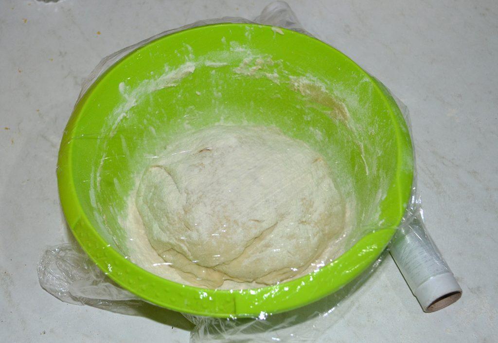 Фото рецепта - Хачапури по-аджарски - шаг 5