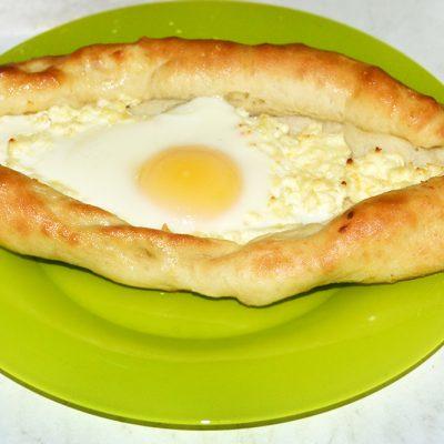 Хачапури по-аджарски - рецепт с фото