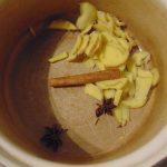 Фото рецепта - Облепиховый компот с имбирём - шаг 1