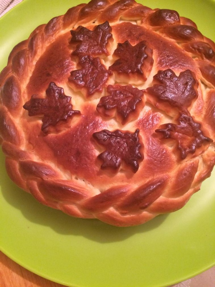 Фото рецепта - Капустный пирог на дрожжах, без которого не обходится праздник - шаг 4