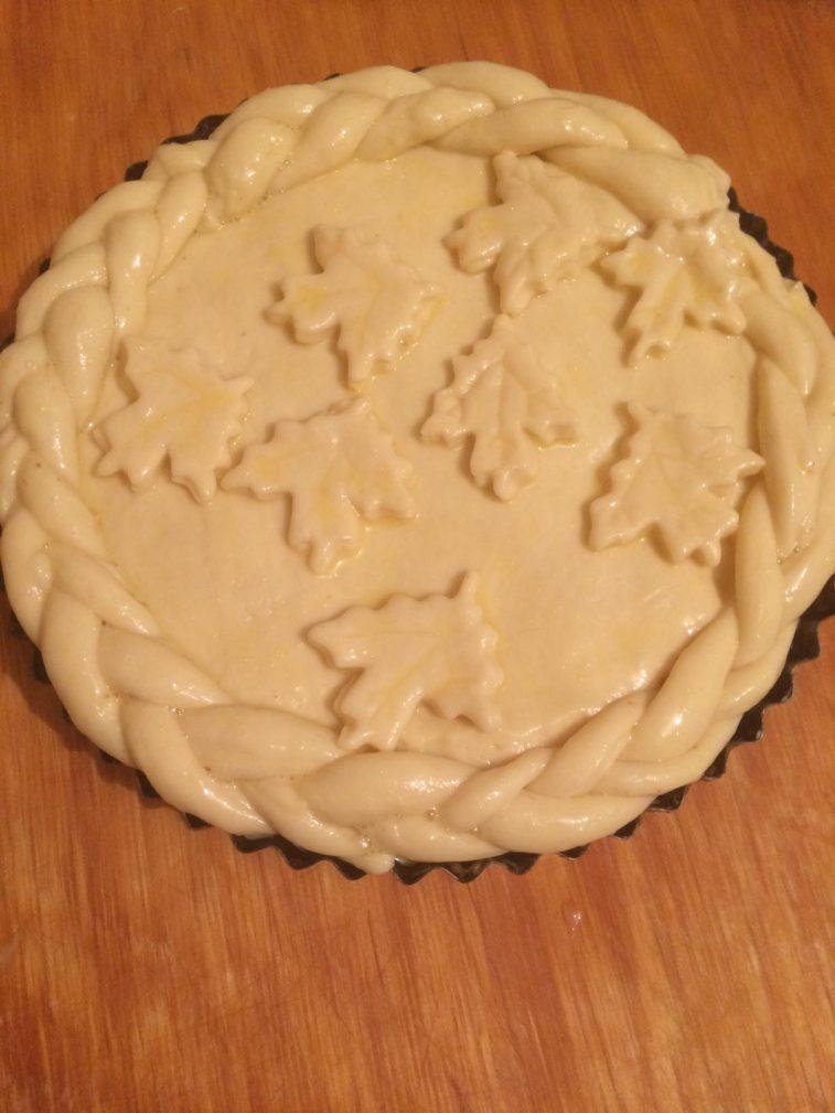 Фото рецепта - Капустный пирог на дрожжах, без которого не обходится праздник - шаг 3