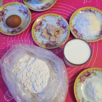 Фото рецепта - Капустный пирог на дрожжах, без которого не обходится праздник - шаг 1