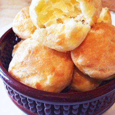 Сырные профитроли - рецепт с фото