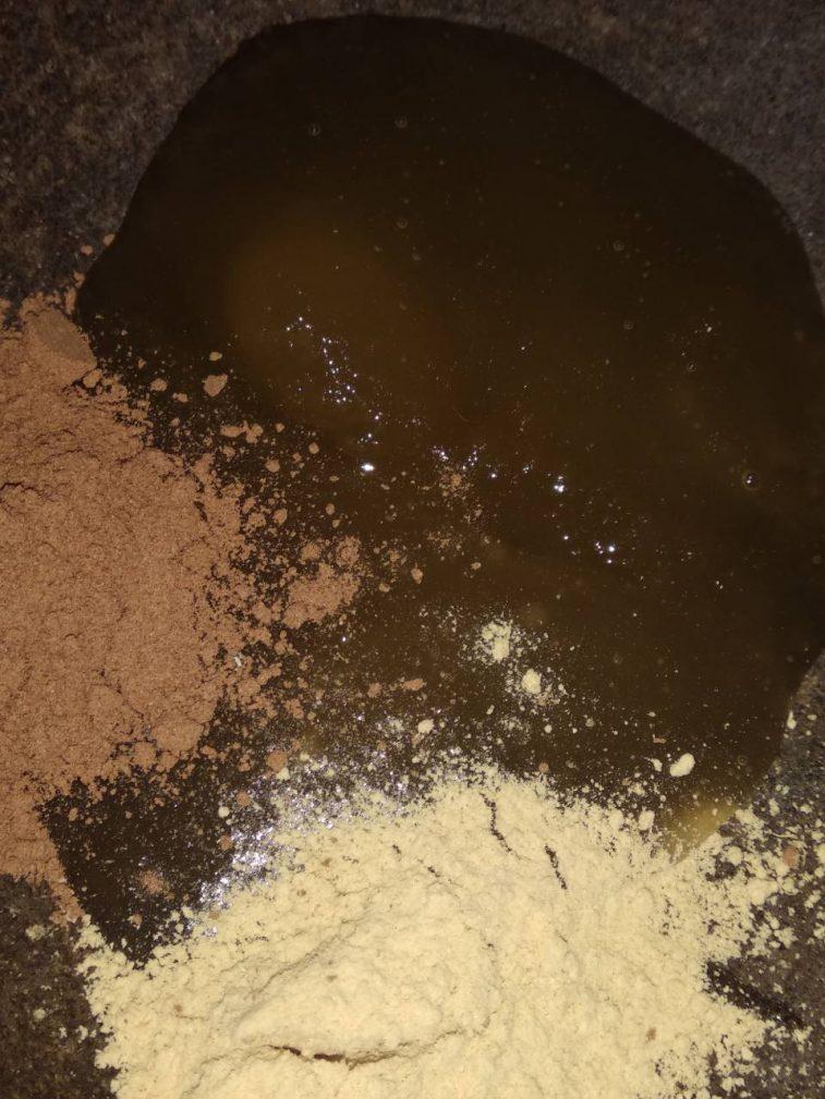 Фото рецепта - Домашнее имбирное печенье (имбирный пряник) - шаг 1
