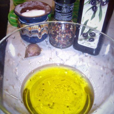 Фото рецепта - Креветки в кляре - шаг 1