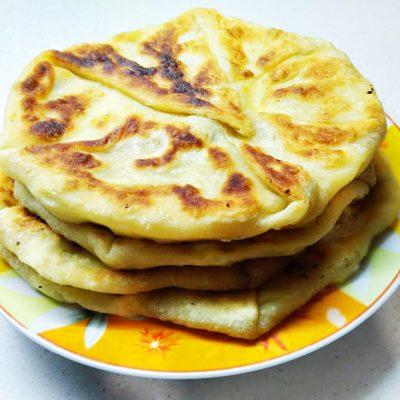 Плацынды с творогом (пироги-лепешки) - рецепт с фото