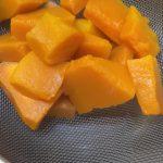 Фото рецепта - Тыквенно-творожная запеканка с сухофруктами - шаг 1