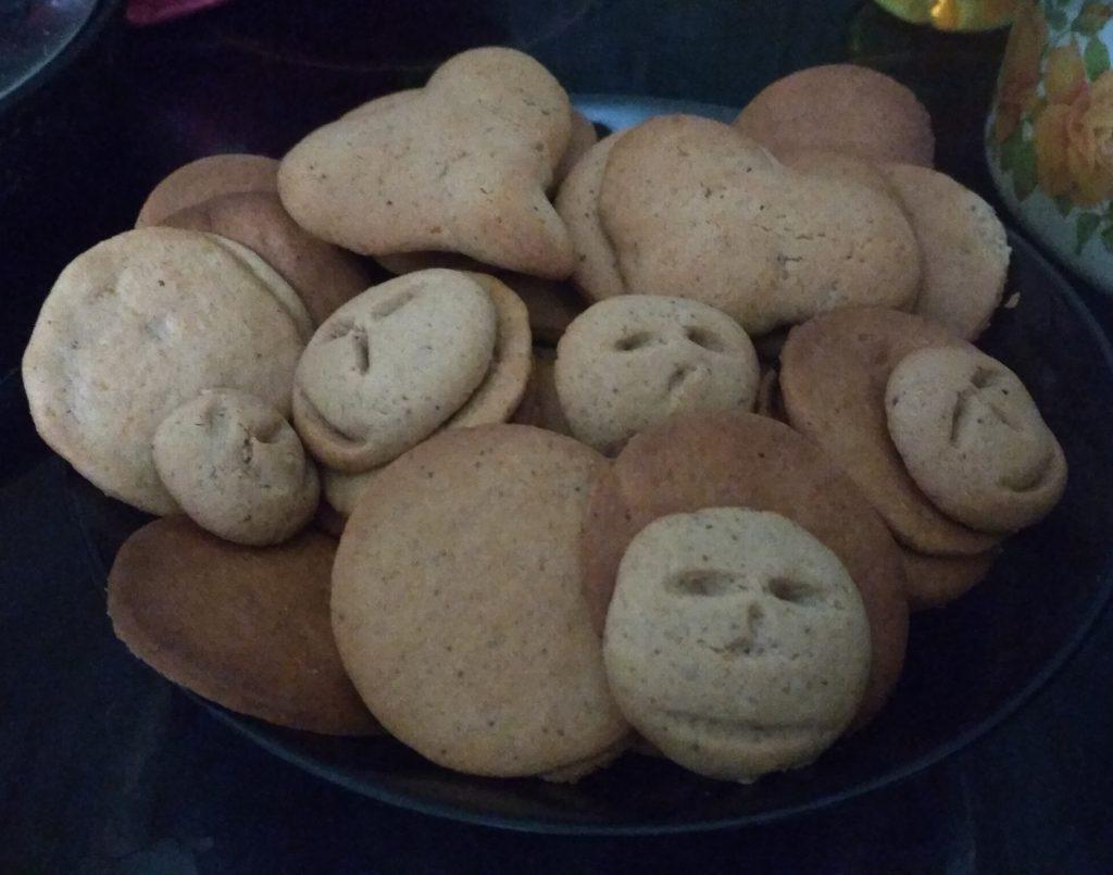 Фото рецепта - Пряное имбирное печенье - шаг 6