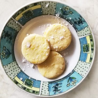 Праздничное шотландское печенье - рецепт с фото