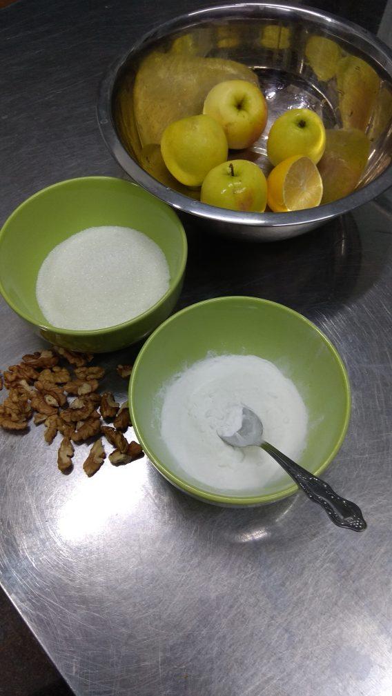 Фото рецепта - Яблоки в карамели. Постный десерт - шаг 1